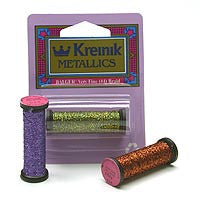 Kreinik #4 Fine Braid (Colours 001 to 100)
