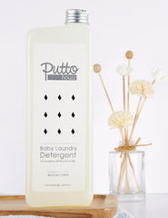 098. Putto houzz Baby Laundry Detergent 純天然殺菌洗衣液 (1200 ml)