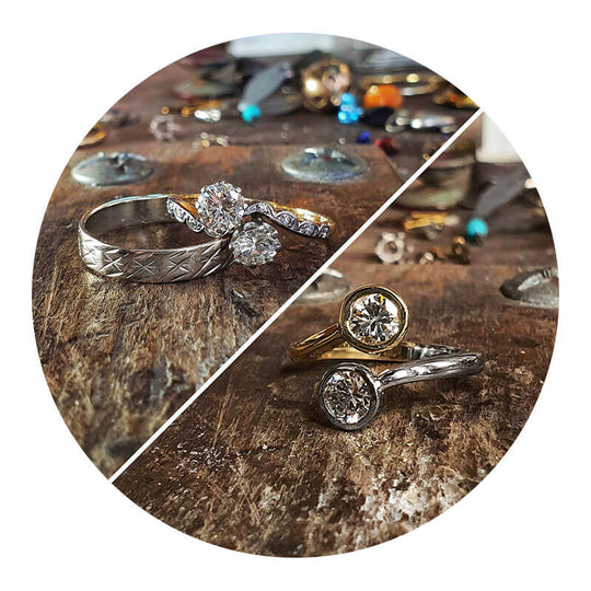 Jewellery Restoration/Recycling