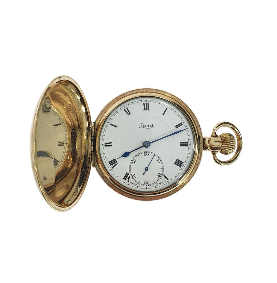 Limit Rolled Gold Pocket Watch