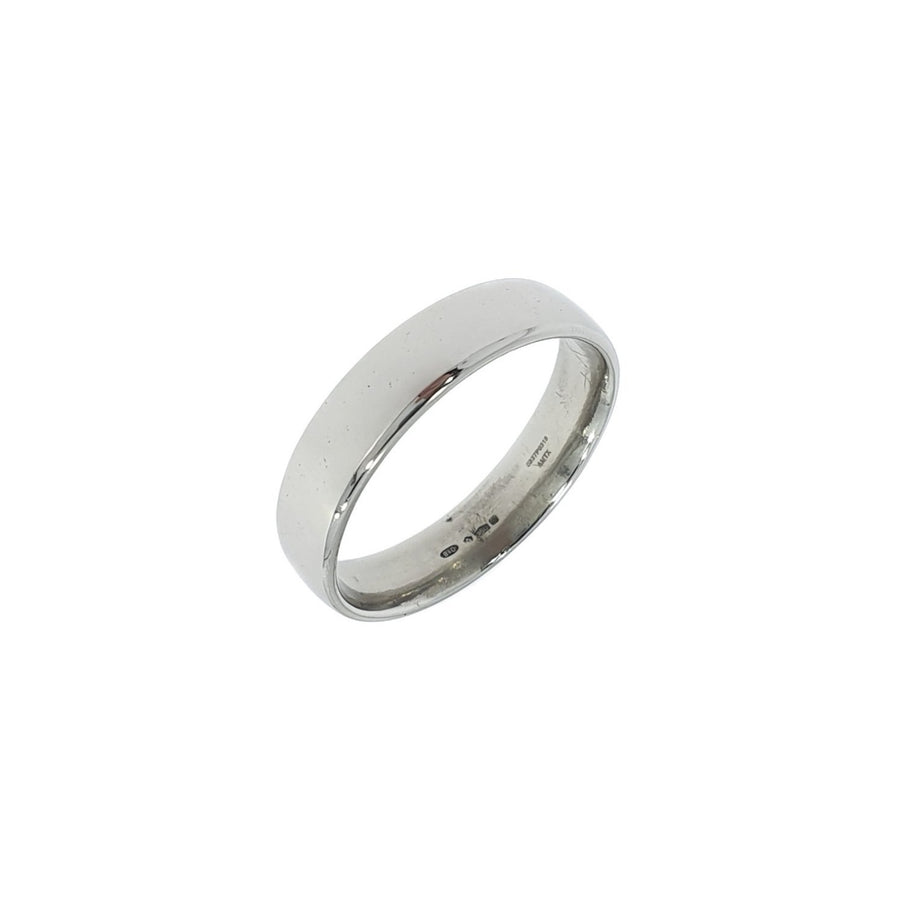 Boodles Platinum Wedding Ring