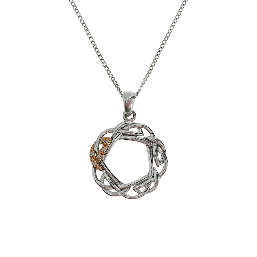 Clogau Eternal Love Necklace