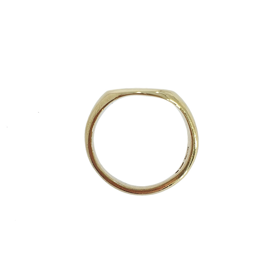 9ct Gold Masonic Signet Ring