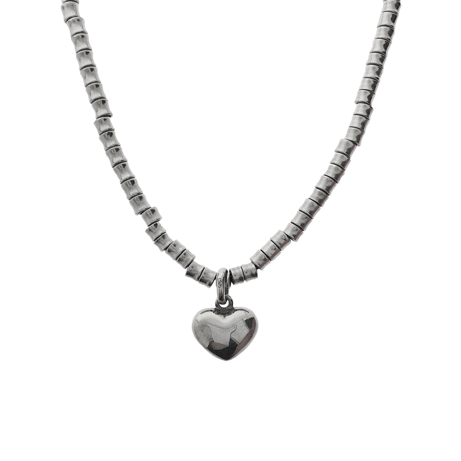 Links of London Puff Heart Necklace