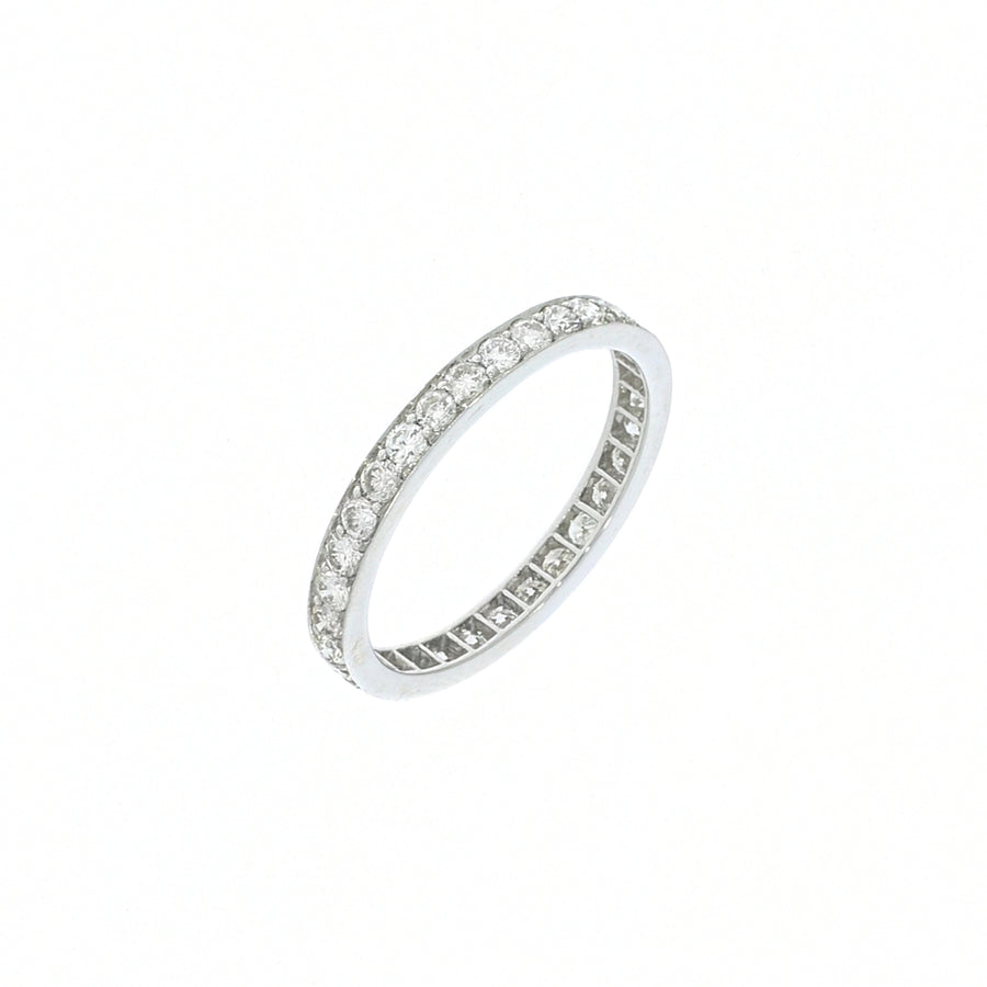 1.25ct Diamond Full Eternity Ring