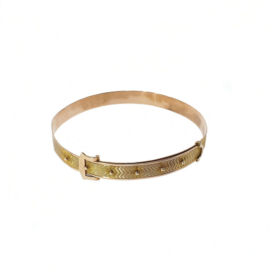 1930s Expandable Bangle