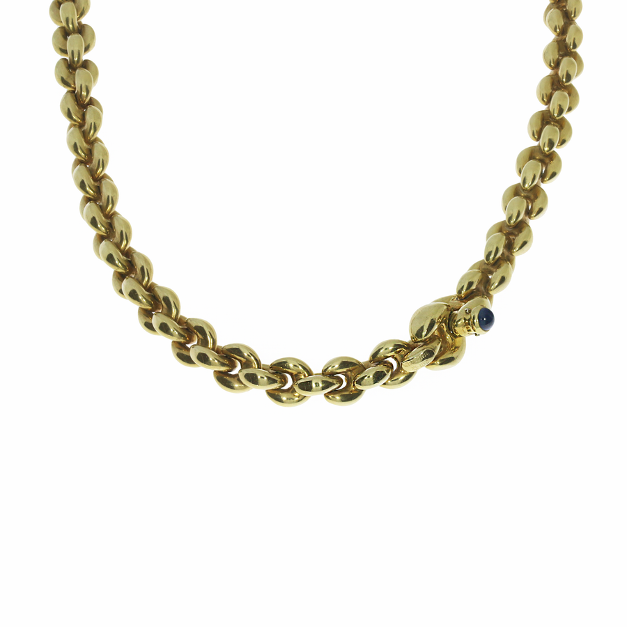 Chiampesan Gold Necklace