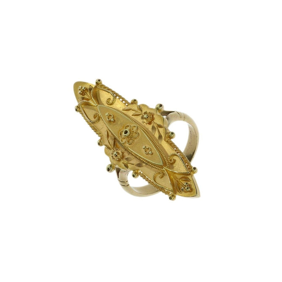 Victorian Dress Ring