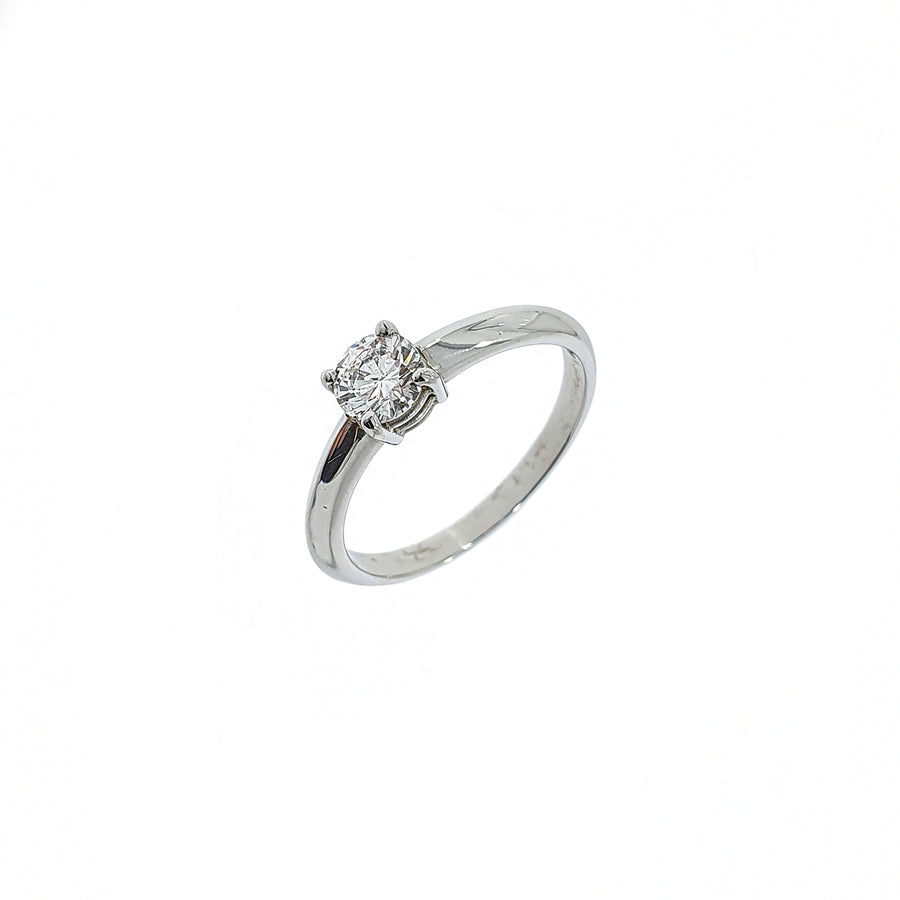 1.02ct Round Brilliant Cut Diamond Solitaire Ring