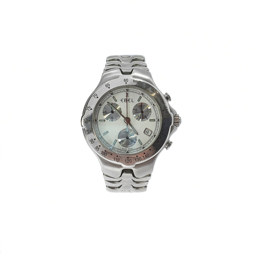 Ebel Sportwave Quartz Wristwatch