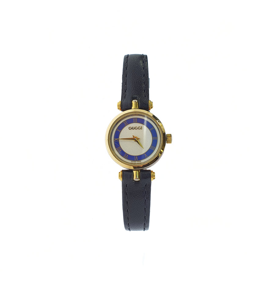 Vintage Gucci Gold Plated Wristwatch