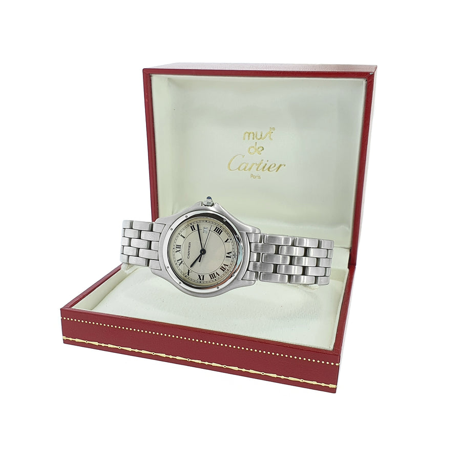Cartier Cougar Wristwatch
