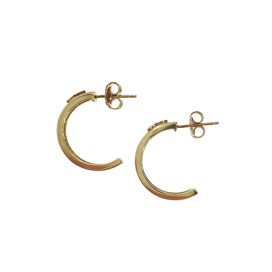 Clogau Cariad Earrings