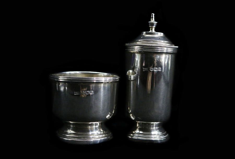 Art Deco Cruet Set