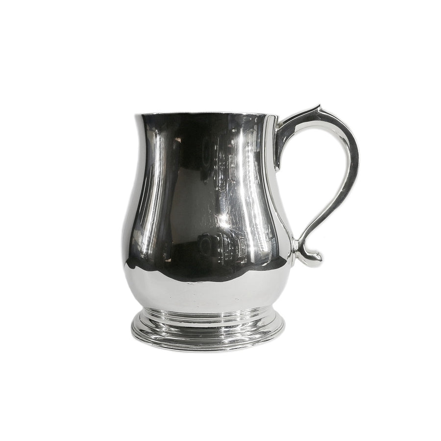 Antique Silver Tankard