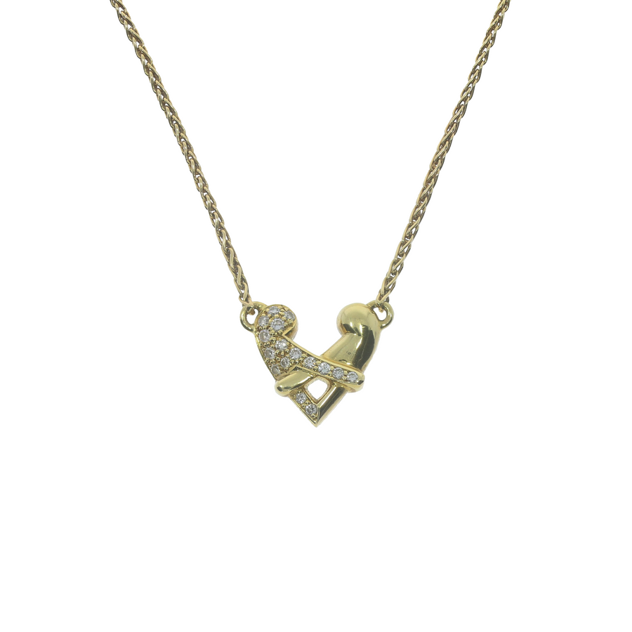 Boodles 'Hug' Necklace