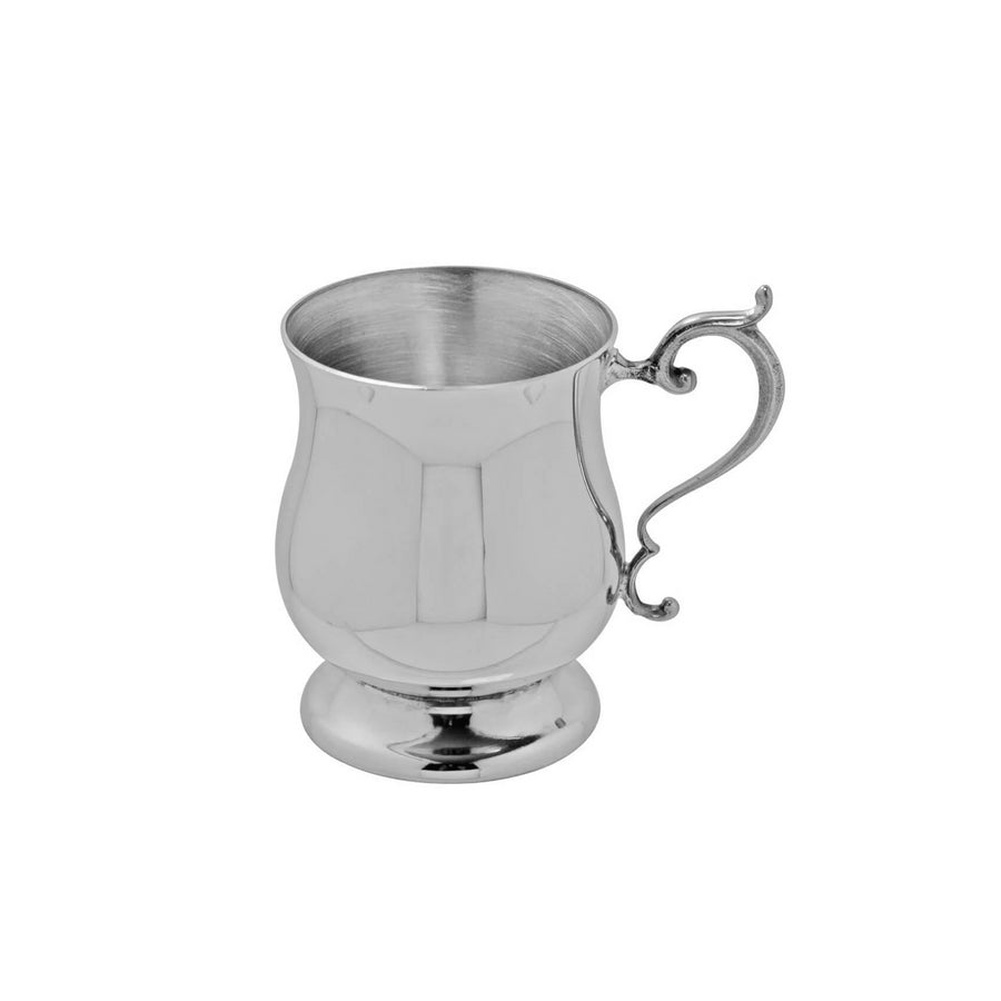 Pewter Christening Cup