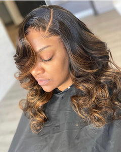 16-18-20 With HD Closure CHARDONNAY COLLECTION