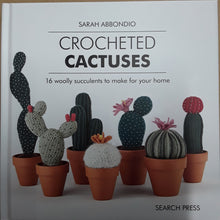 Load image into Gallery viewer, Crochet cactuses