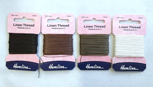 Hemline Linen Thread