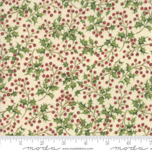 Load image into Gallery viewer, Moda Poinsettias Pine Christmas