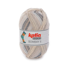Load image into Gallery viewer, Katia Bombay Sock 4 Ply