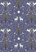 Load image into Gallery viewer, Lewis & Irene - Nighttime in Bluebell Wood