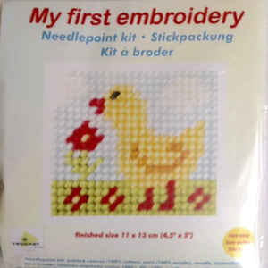 My First Embroidery Kit