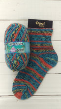 Load image into Gallery viewer, Opal Adventure Sock Yarn