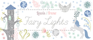 Lewis & Irene Fairy Lights (Glow in the Dark)