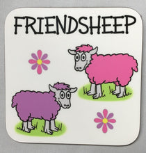 Load image into Gallery viewer, Sheep Coasters