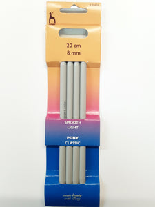 Pony Double Pointed Knitting Needles