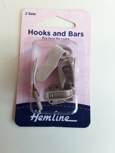 Hooks and bars