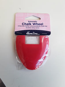 Hemline Automatic Chalk Wheel