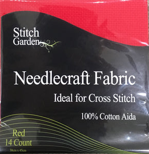 Aida Needlecraft Fabric
