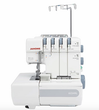 Load image into Gallery viewer, Janome Overlocker 6234XL ex Demo