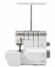 Load image into Gallery viewer, Janome Airthread 2000D Professional ex Demo