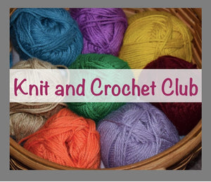 Knit and Crochet Club