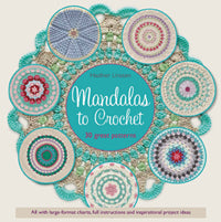 Load image into Gallery viewer, Mandalas To Crochet