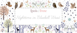 Lewis & Irene - Nighttime in Bluebell Wood