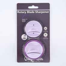 Load image into Gallery viewer, Quilted Bear Rotary Blade Sharpener
