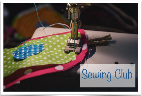 Beginners' Sewing Club