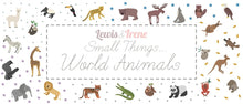 Load image into Gallery viewer, Lewis & Irene Small Things World Animals