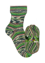 Load image into Gallery viewer, Opal Regenwald 16 Rainforest Sock Yarn