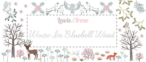 Lewis & Irene - Winter in Bluebell Wood