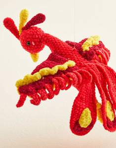 Sirdar Happy Chenille 'Improbable Animals' Patterns