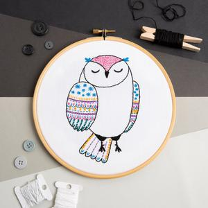 Hawthorn Contemporary Embroidery Kit