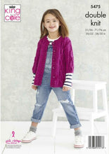 Load image into Gallery viewer, King Cole Subtle Drifter Pattern 5475 - Cardigans