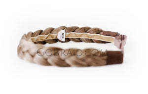 14 - Caramel Mix Dutch GoBraid