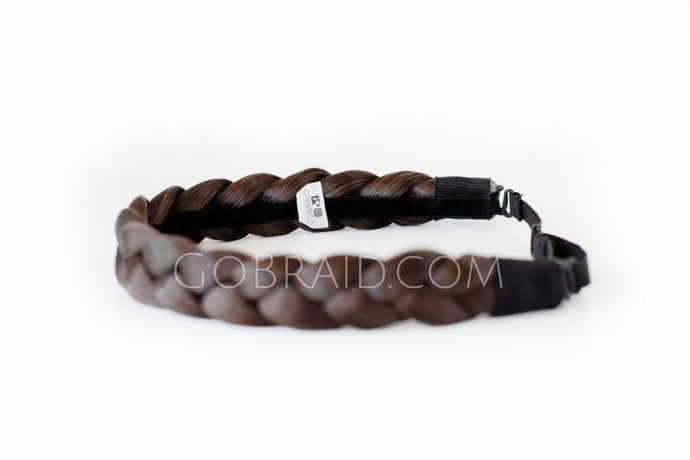 1 - Ashy Brown Dutch GoBraid